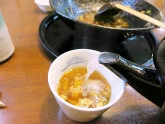 14-6-17 蕎麦湯