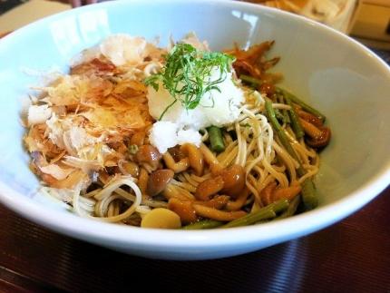 14-6-24 そば山菜