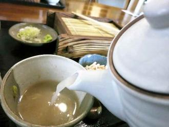 14-7-7 蕎麦湯