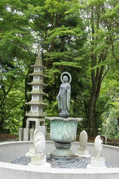 静かな庭園