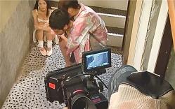 (ナレーション)映画「最近、妹のようすがおかしいんだが。」の撮影現場