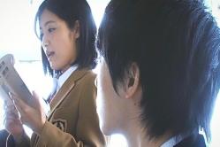 ユキテルが想い出している授業中のレナ