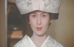 妻・陽子の花嫁姿だった
