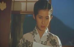 初夜の妻に残した出髪を読む、陽子