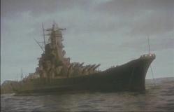 戦艦・大和の雄姿