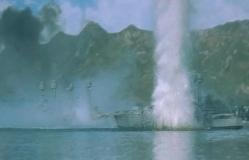 真珠湾を攻撃