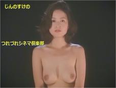 裸になった百合花