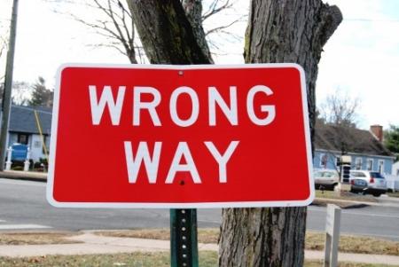 wrong way a1180_000447