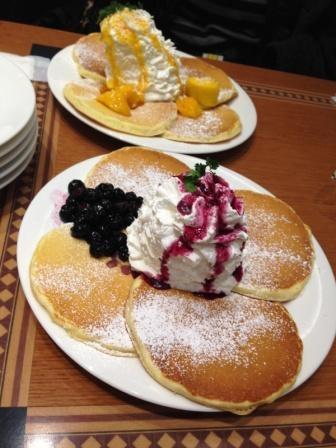 パンケーキ (2)