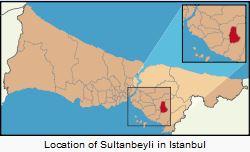 Sultanbeili地区イスタンブール