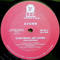 Avon-Everybody赤200