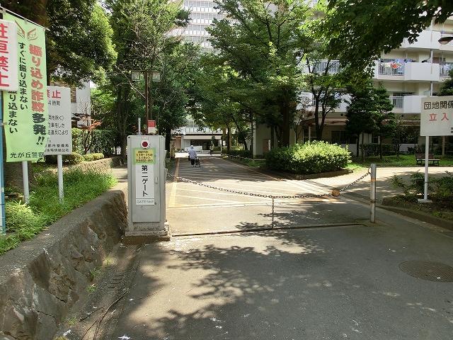 第2ゲート