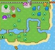 メープルシロップ村MAP