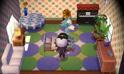 リリィちゃん初期部屋