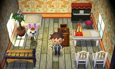 ペチカの初期部屋