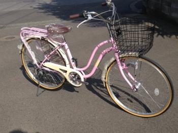 自転車の 自転車 ジュニア 26インチ 女の子 : 2014年02月 | たぶん自転車屋だと ...