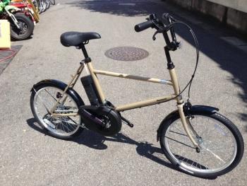 ... 新型電動自転車 ene mobile です : 自転車 パーツ 販売 千葉 : 自転車の