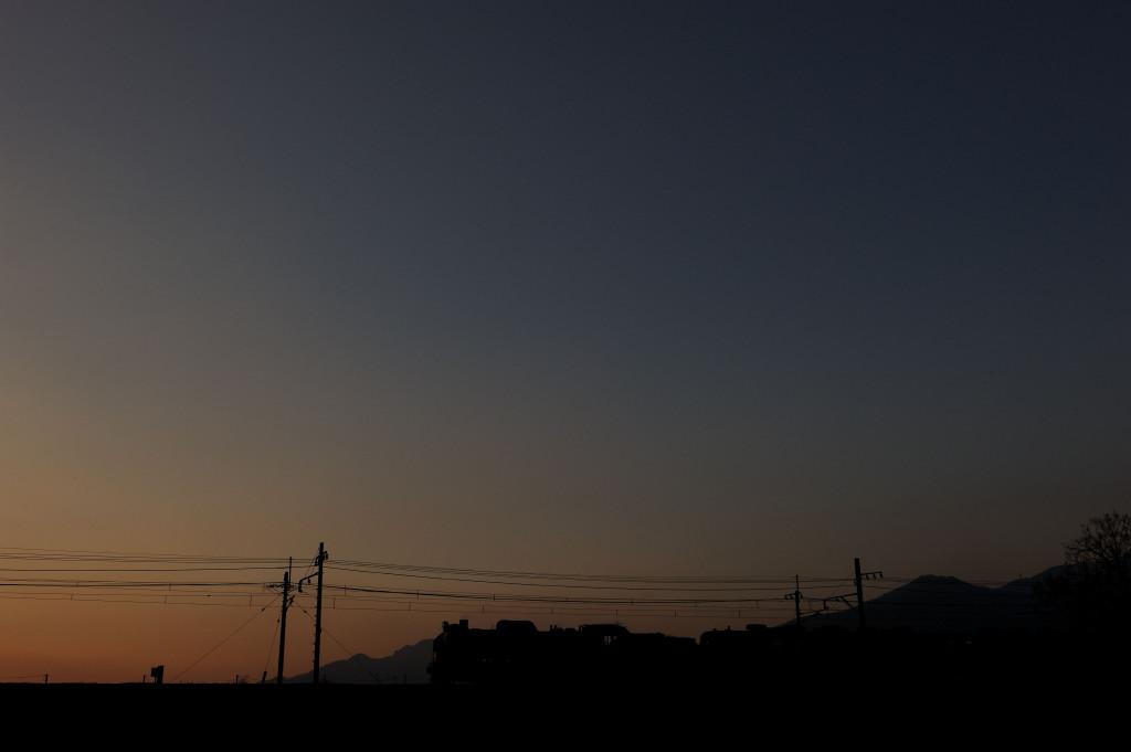 上越線 D51498 赤城町宮田