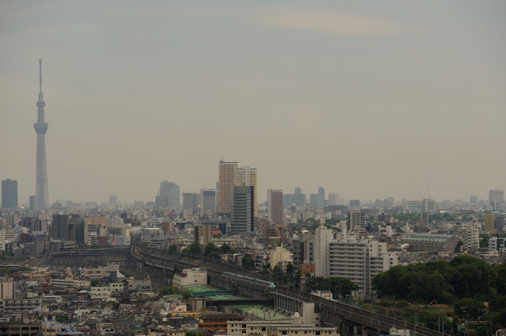 東北新幹線 E7系  北とぴあ