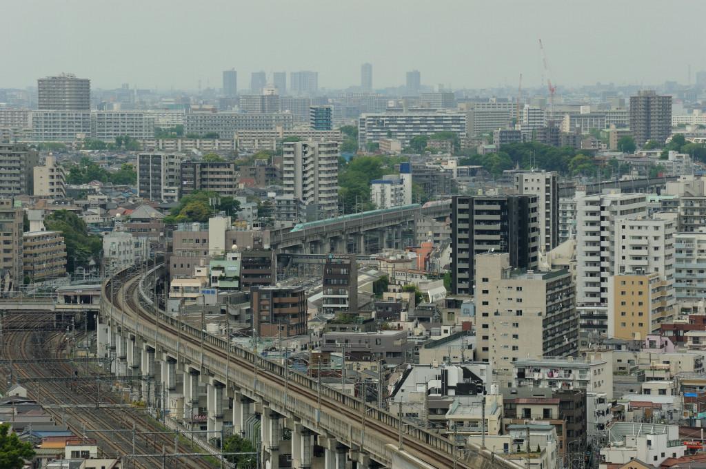 東北新幹線 E5+E6系  北とぴあ