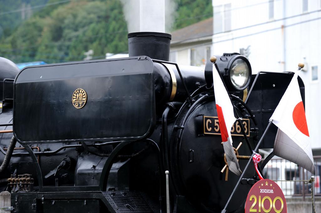 秩父鉄道 C58363 三峰口