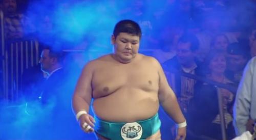 World相撲Challenge天鎧鵬a