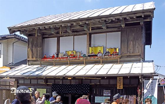 真壁ひな祭り(2013)