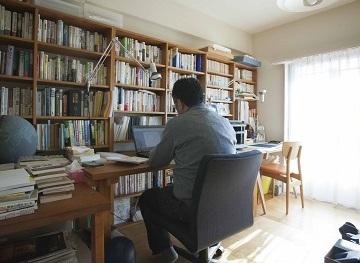 団地の書斎のそういち