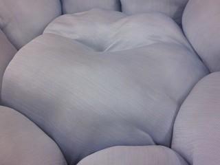 ベッド表面
