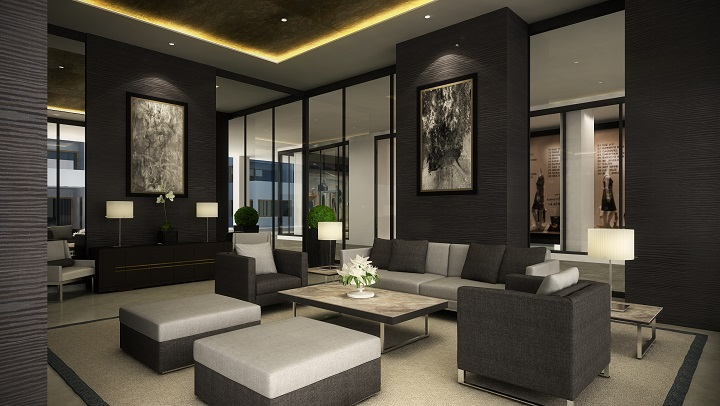 VERVE Residences Two Lobby