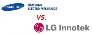samsung electro-mechanics vs lg innotek