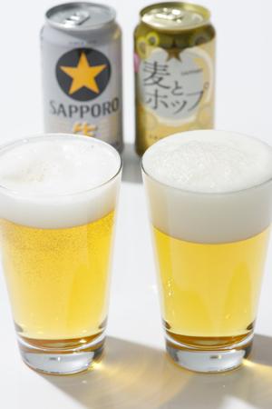 糖質制限ダイエット清酒ビール発泡酒ワイン