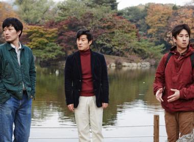 『ソニはご機嫌ななめ』 ソニに翻弄される3人の男たちが勢揃いしてしまう。