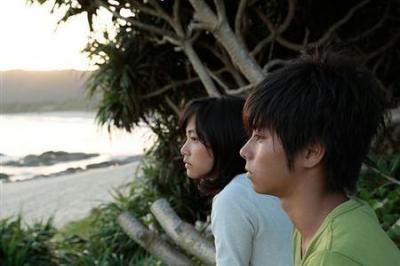『2つ目の窓』 主役のふたり。吉永淳と村上虹郎。