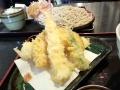 天ぷら盛り合わせのUP