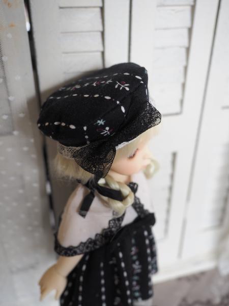 幼SD 「春のお散歩」 黒 1