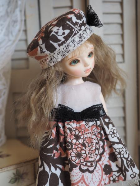 幼SD 「春のお散歩」 オレンジと茶 3