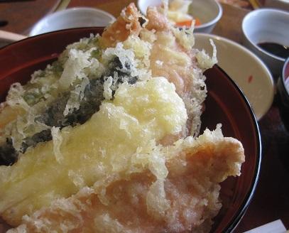 01_チーズサーモン丼
