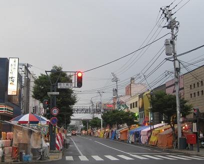 広小路まつり・露店2