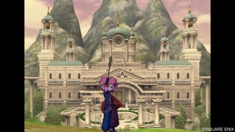 ダーマ神殿周辺 いざ決戦の地へ