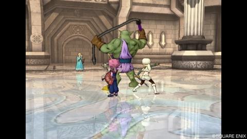 白の間 【シナリオ】セラ、レックス、スンさんと魔創兵ゲゾラをはじめて倒した!