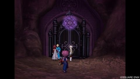 創生の邪洞 黒の間 入口