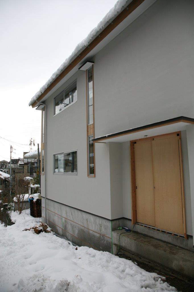 2014-02-21 足場解体