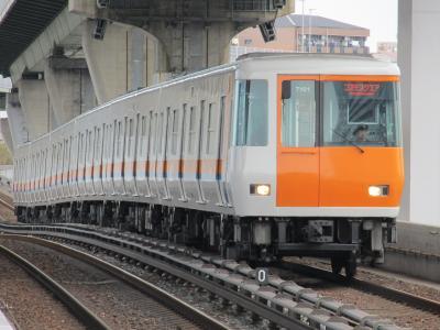 大阪地下鉄中央線3