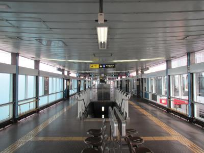 住之江公園駅ニュートラムホーム