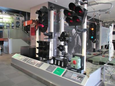 交通博物館信号機