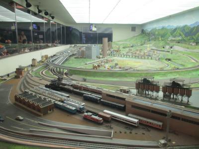交通博物館鉄道模型