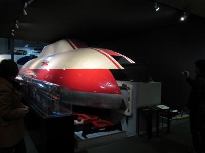 交通博物館リニア