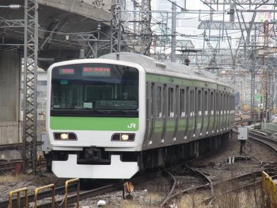 山手線(東京駅)