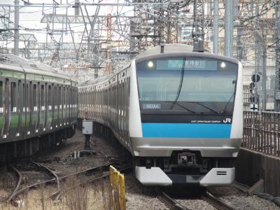 京浜東北線(東京駅)3